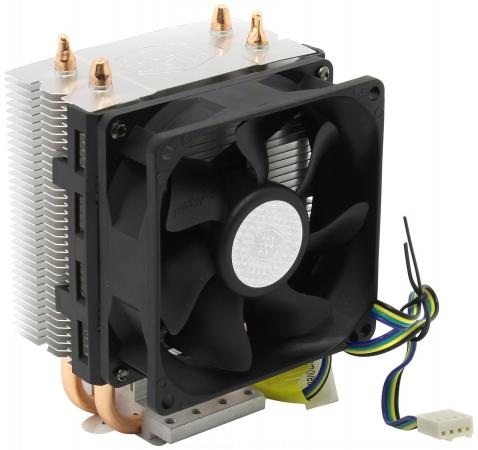 Кулер для процессора Cooler Master Hyper 101 RR-H101-30PK-RU Socket 1156/1155/775/939/940/AM2/AM2+/AM3 vosicky 7 inch led headlights for jeep wrangler daymaker with hi lo beam amber drl for tj lj jk cj 5 cj 7 cj 8 scrambler