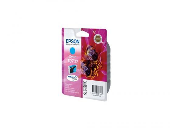 Картридж Epson C13T10524A10/C13T07324A T0732 для Epson Stylus С79/СХ3900/4900/5900 голубой картридж epson t0734 c13t10544a10 для epson с79 сх3900 4900 5900 желтый