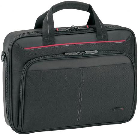 Сумка для ноутбука 13 Targus CN313 нейлон черный сумка для ноутбука targus classic clamshell cn418eu 70 black полистер до 18