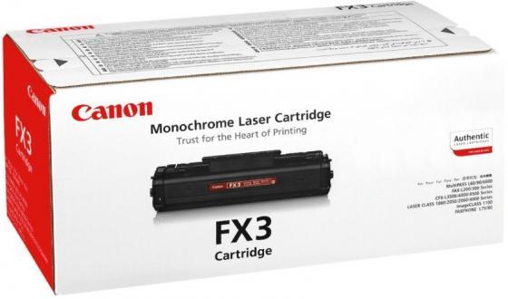 Картридж Canon FX-3 для MultiPass L60 черный 2700стр