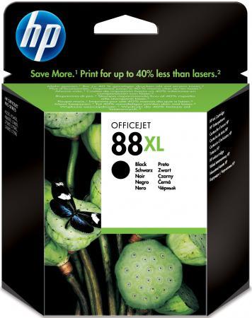 Картридж HP C9396AE №88 XL для OfficeJet K550 черный картридж hp c9381a 88 inkjet officejet pro k550 k550dtn k550dtwn печатующая головка черный желтый