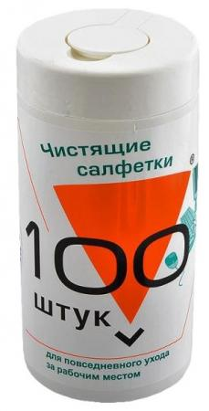 Влажные салфетки Konoos KBU-100 100 шт 100