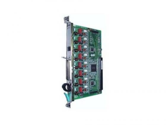 Panasonic KX-TDA6178XJ (плата на 24 внутренних аналоговых линий для TDA600) атс panasonic kx tem824ru аналоговая 6 внешних и 16 внутренних линий предельная ёмкость 8 внешних и 24 внутренних линий