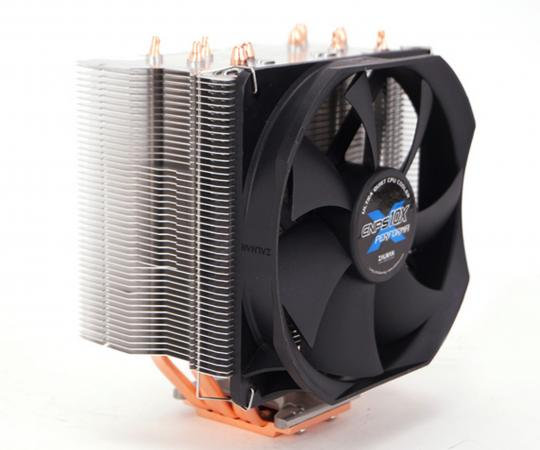 Кулер для процессора Zalman CNPS 10X PERFORMA+ AlCu Socket 1156/1155/1366/775/AM3/AM2+/AM2/939/940 цена