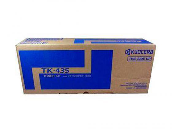 Картридж Kyocera TK-435 для TASKalfa 180 181 220 221 15000стр черный new original kyocera 302kk93080 mc 460 for ta180 181 220 221