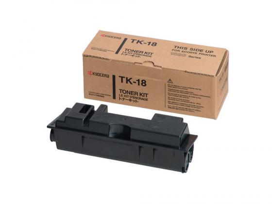 Картридж Kyocera TK-18 для FS 1018MPF 1118MPF 1020D 7200стр