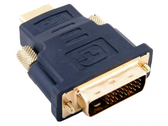 Купить Переходник HDMI M - DVI M ORIENT C486, Черный