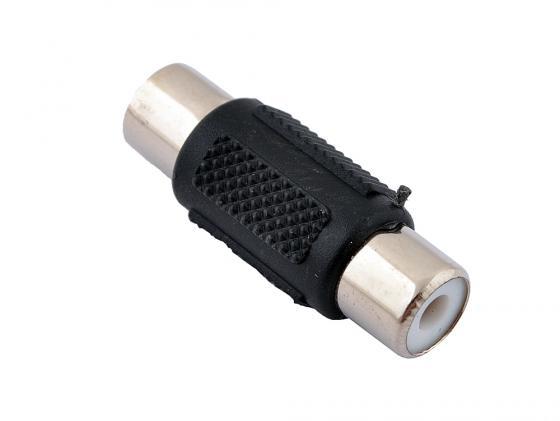 Переходник RCA F - RCA F 438 Orient OEM кабель orient для камер видеонаблюдения cvap 20 видео bnc аудио rca питание 20 м oem