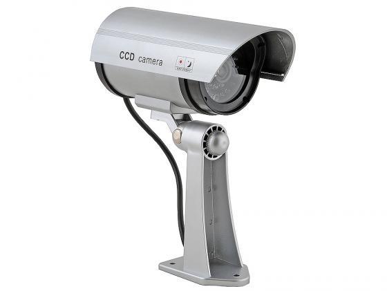 Муляж камеры видеонаблюдения ORIENT AB-CA-11 LED мигает для наружного наблюдения муляж камеры видеонаблюдения