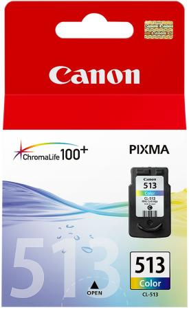 Картридж Canon CL-513 для PIXMA MP240 MP260 MP480 MP250 MP270 MP490 MX320 MX330 цветной canon pixma mp250 купить в минске