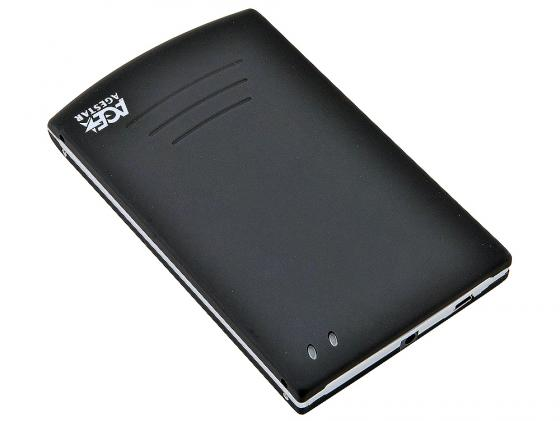 Внешний контейнер для HDD 2.5 SATA AgeStar SUB2O5 USB2.0 черный sub2o5 black
