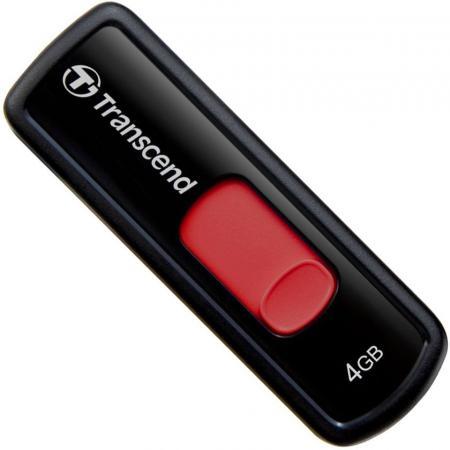 Флешка USB 4Gb Transcend Jetflash 500 TS4GJF500