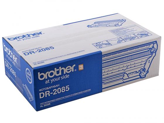 Фотобарабан Brother DR-2085 для HL-2035 фотобарабан dr4000 brother dr 4000 до 30000 копий dr 4000