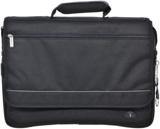 """купить Сумка для ноутбука 15"""" Sumdex PON-118BK полиэстер черная недорого"""