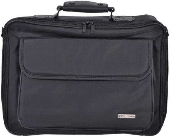 Сумка для ноутбука 15 Continent CC-08 нейлон черный б у сумку для ноутбука