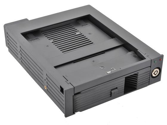 "Салазки для жесткого диска (mobile rack) для HDD 3.5"" AGESTAR SMRP SATA черный корпус для жесткого диска agestar 3ub2a8 usb3 0 to 2 5hdd sata aluminum"