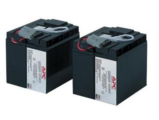 Батарея APC 2200INET/RMINET/XLINET [RBC11] батарея для ибп apc rbc11 black