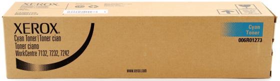 Картридж Xerox 006R01273 для WC 7132 Cyan Голубой 8000стр.