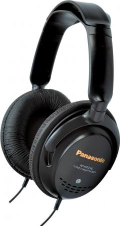 цена на Наушники Panasonic RP-HTF295E-K Black