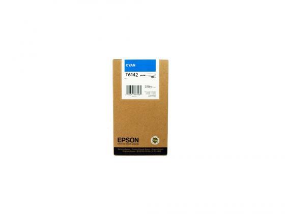 Картридж Epson C13T614200 для Epson SP4450 голубой картридж epson t009402 для epson st photo 900 1270 1290 color 2 pack