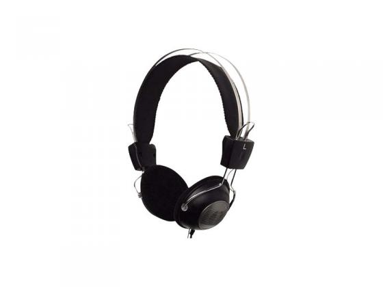 Гарнитура A4Tech HS-23 черный a4tech hs 60 в интернет магазине