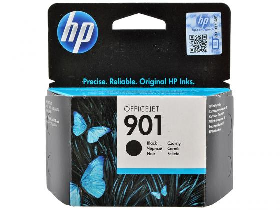 Картридж HP CC653AE №901 для OfficeJet J4524 J4550 J4580 J4624 черный cactus cs cc654 901 black картридж струйный для hp officejet 4500 j4580 j4660 j4680