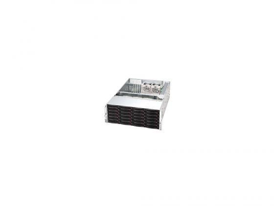 все цены на Серверный корпус 4U Supermicro CSE-846TQ-R900B 900 Вт чёрный серебристый