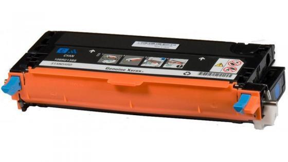 Картридж Xerox 106R01400 для Phaser 6280 Cyan Голубой 5900стр