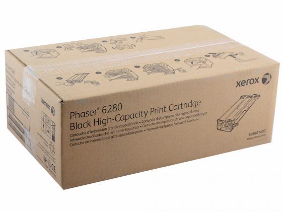 Картридж Xerox 106R01403 для Phaser 6280 Black Черный 7000стр