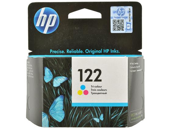 Картридж HP CH562HE №122 для DeskJet 1050 2050 2050s цветной for hp 122 black ink cartridge for hp 122 xl deskjet 1000 1050 2000 2050 3000 3050a 3052a printer