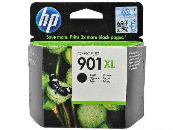 Картридж HP CC654AE №901XL для OfficeJet J4524 J4540 J4550 J4580 J4624 черный увеличенный чернильный картридж hp 901xl cc654ae black