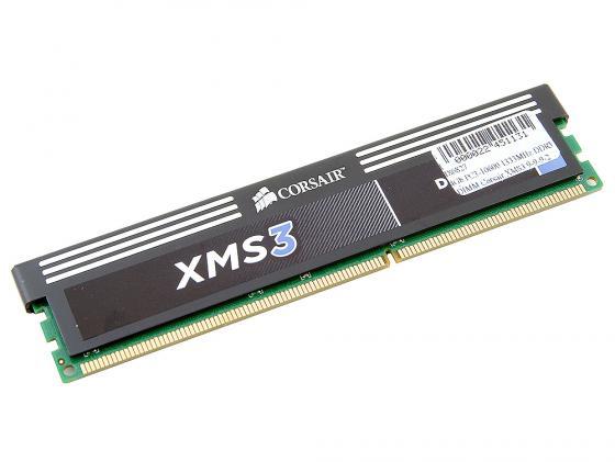 Оперативная память 4Gb (1x4Gb) PC3-10600 1333MHz DDR3 DIMM CL9 Corsair CMX4GX3M1A1333C9 647905 b21 pc3 10600 2gb 1x2gb 1333mhz cl9 single rank ecc unbuffered low voltage ddr3 sdram dimm ram 100% tested working