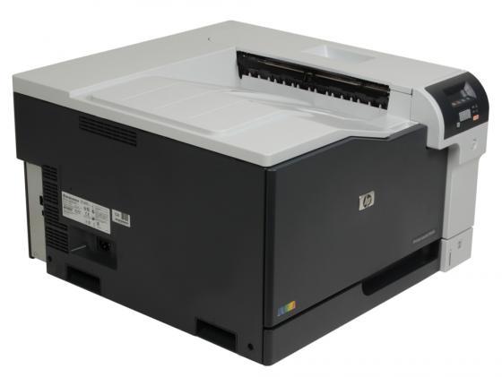 Принтер HP Color LaserJet Professional CP5225dn CE712A цветной A3 30ppm 600x600dpi 448Mb Duplex Ethernet USB