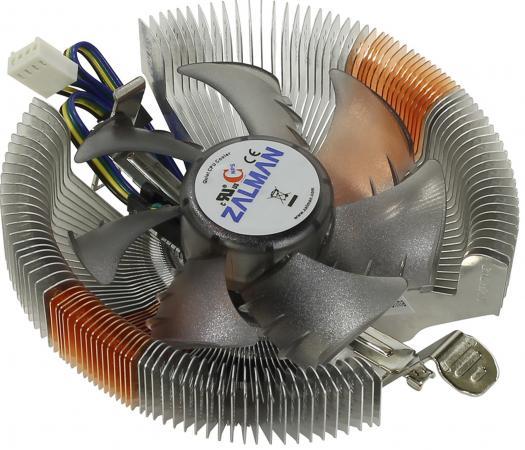 Кулер для процессора Zalman CNPS7000V-AlCu PWM Socket 1156/1155/754/775/939/940/AM2/AM3 OEM кулер для процессора zalman cnps8x optima cnps8x optima