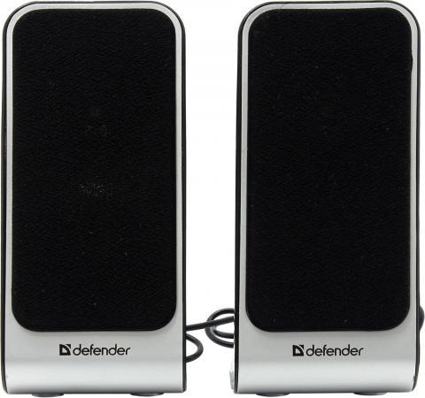 цена на Колонки DEFENDER SPK-220\\225 2x2 Вт, USB пит 65220