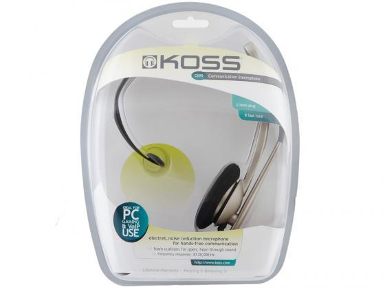 Гарнитура Koss CS95 купить через интернет спортивну одежду