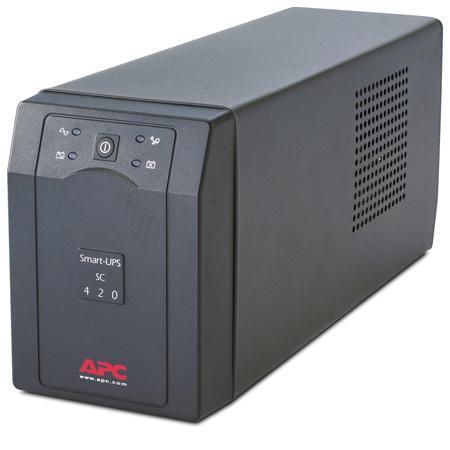 все цены на ИБП APC SMART SC 420VA SC420I