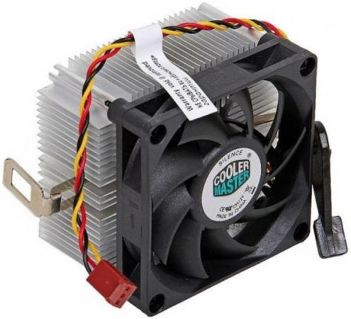 Кулер для процессора Cooler Master DK9-7G52A-0L-GP Socket AM2/AM2+/AM3 amd 4200 4400 4800 5000 5200 amd athlon ii x 2 250