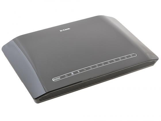 все цены на Беспроводной маршрутизатор D-Link DIR-632/A1A 802.11n 300Mbps 18dBm 8xLAN USB онлайн