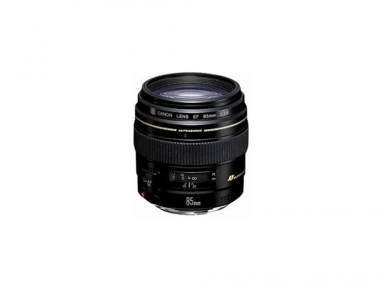 Объектив Canon EF 85mm F/1.8 USM 2519A012 body gym usm 012