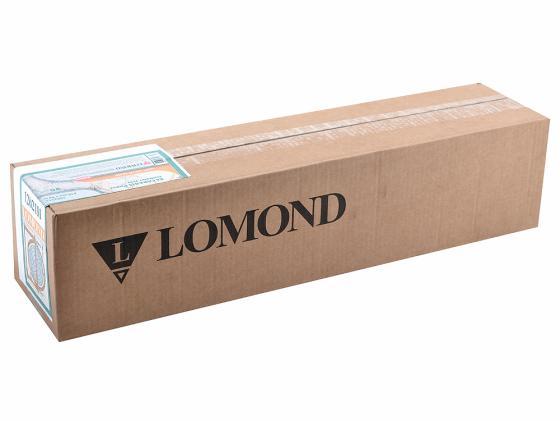Бумага Lomond матовая для САПР и ГИС 90г/м2, 610*45*50.8, ч/б цв.печати 1202111