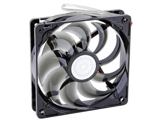 Вентилятор Cooler Master R4-L2R-20AR-R1 120mm 2000rpm красная подсветка вентилятор cooler master mf200r rgb led fan r4 200r 08fc r1 200x200x25mm 800rpm