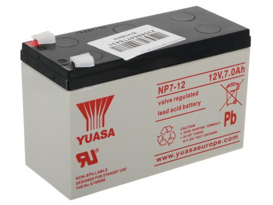Батарея Yuasa NP7-12 12V7Ah gs yuasa gtx18l bs