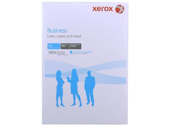 Бумага Xerox Business А4 80 г/кв.м  пачка 500л 003R91820 купить через интернет душевую кабину доставка по казахстану