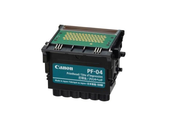 Печатающая головка Canon Print head PF-04 (3630B001) для iPF650/ iPF655/ iPF750/ iPF755 original print head qy6 0064 printhead compatible for canon ix4000 ix5000 ip3000 mp700 mp710 mp730 mp740 i850 printer head