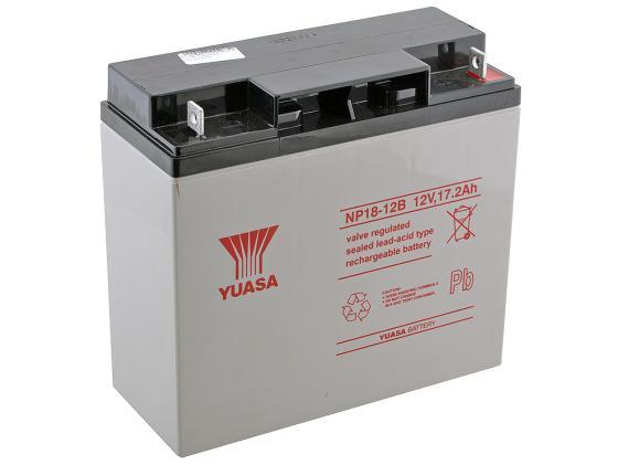 Батарея Yuasa NP18-12B 12V/17AH цена 2017