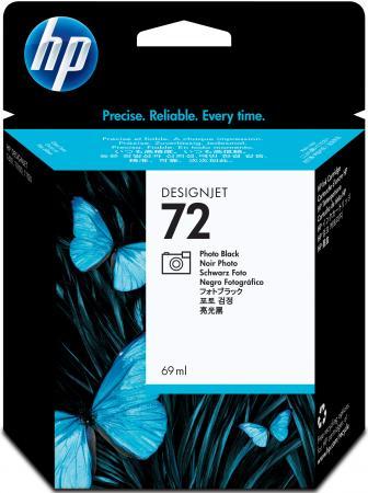 Картридж HP C9397A №72 фото черный для T610 T1100 hp 932xl cn053ae