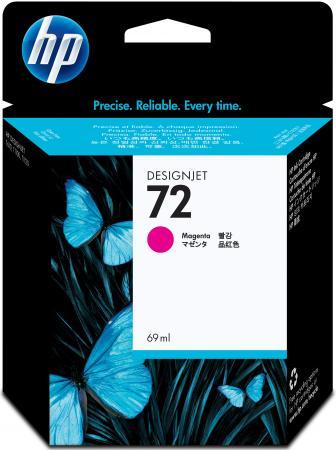 Картридж HP C9399A №72 пурпурный для T610 T1100 картридж hp 72 желтый [c9400a]