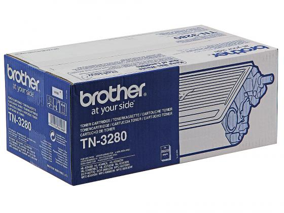 Картридж Brother TN-3280 для HL-5340D DCP-8070D MFC-8370D 8880DN brother lc1220y yellow картридж для brother dcp j525w mfc j430w mfc j825dw