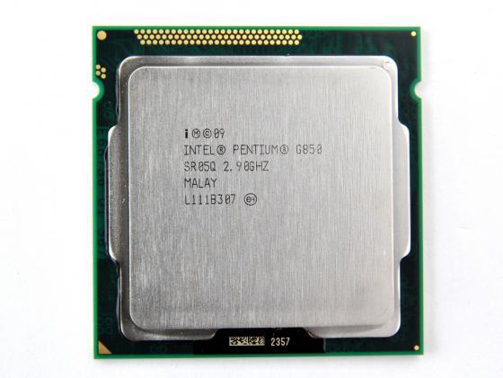 Процессор Intel Pentium G850 2.9GHz 3Mb Socket 1155 OEM 2015 new arrival 12v 12volt 40a auto automotive relay socket 40 amp relay